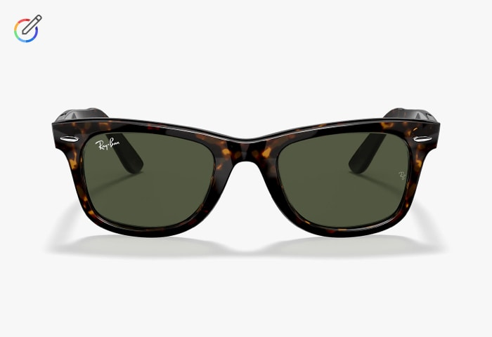 2.Custom Original Wayfarer